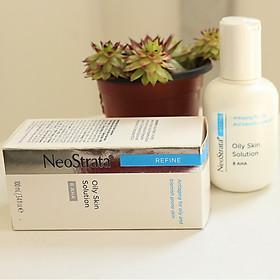 Toner giảm dầu nhờn, ngừa mụn, thu nhỏ lỗ chân lông NeoStrata Oily Skin Solution 8 AHA 100ml