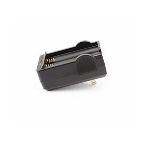 Bộ Sạc Pin đôi 16850 3,7V Đa Năng 2 Pin PKS
