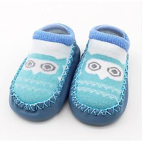 02 Đôi Tất vớ liền giày cho bé Cho Bé Từ 03 - 07 Tháng Tuổi