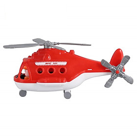 Máy bay trực thăng cứu hỏa Alphađồ chơi - Polesie Toys