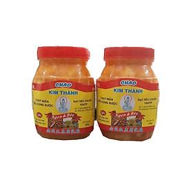 Chao ngon Kim Thành lốc 2 hũ (350 g)