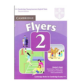 Cambridge Young Learner English Test Flyers 2: Student Book