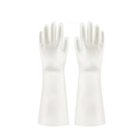 Găng tay cao su siêu dai – siêu bền, Bao tay rửa chén, giặt giũ, vệ sinh nhà cửa, an toàn, không mùi hôi – Parroti Active AT01