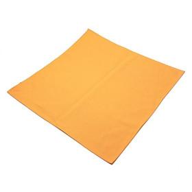 Combo 5 Cái Khăn Ăn Orange Canvas Napkin 45x45cm (Cam)