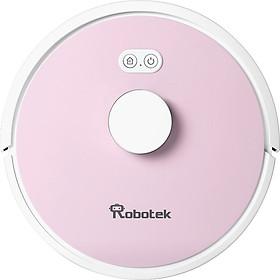 Robot Hút Bụi Lau Nhà Thông Minh Robotek W750 - Hàng Chính Hãng