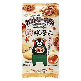 Bánh quy nướng Fujiya Nhật Bản - vị hạt dẻ (147g)