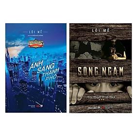 Download sách Combo Truyện Trinh Thám Đặc Sắc : Ánh Sáng Thành Phố + Sông Ngầm ( Tặng Kèm Bookmark Thiết Kế )