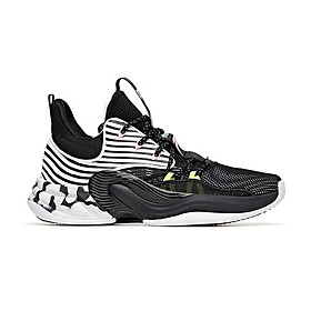 Giày bóng rổ nam Anta A-SHOCK Black/White 812031105-4