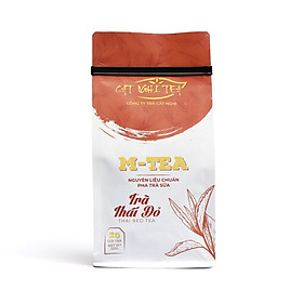 Trà Thái Đỏ túi lọc – Nguyên liệu chuẩn để pha trà sữa và trà trái cây