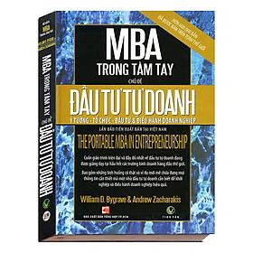 Đầu Tư Tự Doanh - The Portable MBA In Entrepreneurship