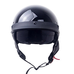 Motorcycle Helmet Built-in Lens Strong Motorcycle Helmet