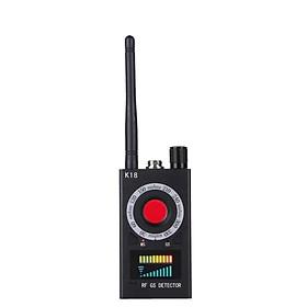Máy dò sóng ngắn phát hiện thiết bị không dây K18 RF Detector