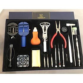 Bộ dụng cụ sửa chữa đồng hồ đầy đủ chuyên nghiệp