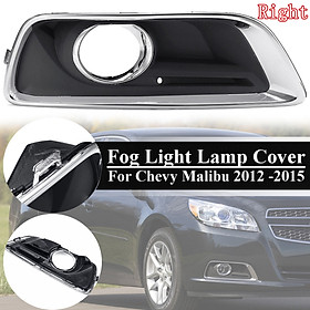 #20768846 Front Right Side Fog Light Lamp Cover Grille For Chevy Malibu 2012-2015