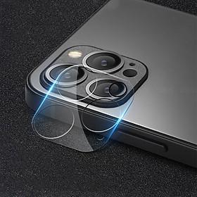 Miếng Dán Kính Cường Lực Camera chống trầy GOR cho iPhone 12 Mini / 12 / 12 Pro / 12 Pro Max (Bộ 2 Miếng) - Hàng Nhập Khẩu
