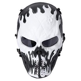 Hình đại diện sản phẩm Mặt Nạ Bảo Vệ Cosplay Hình Đầu Lâu