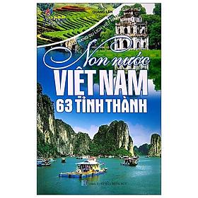 Non Nước Việt Nam 63 Tỉnh Thành (Tái Bản 2021)