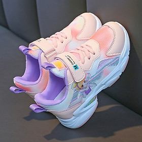 Giày thể thao bé gái, giày đi học bé gái mẫu mới - HQ049