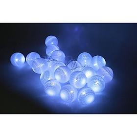 Dây đèn Cotton Ball Thái Lan màu Trắng Số 07 (LED)