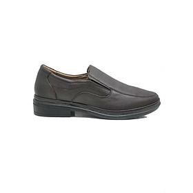 Hình đại diện sản phẩm Giày Tây Nam Da Bò Hải Nancy G1671N - Nâu