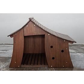 Nhà gỗ cho thú cưng
