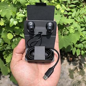 Tai nghe dành cho Samsung Note 10  - Jack Type C công nghệ AKG dùng cho máy Samsung Galaxy S8,S9,S10, S20, Note 8, Note 9, Note 10, Ipad Pro - Âm thanh chân thực, sống động.