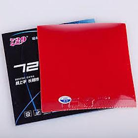 Mặt vợt bóng bàn 729-5 ( Mầu đỏ )