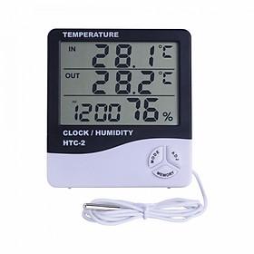 Đồng hồ đo nhiệt độ độ ẩm HTC-2