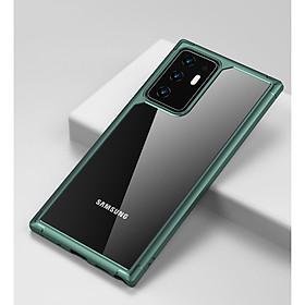Ốp Lưng Viền Color Cao Cấp cho Samsung Galaxy Note 20 / Note 20 Ultra