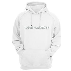 Áo Hoodie BTS Love Yourself