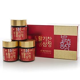 Cao hồng sâm lên men 100gram * 3 lọ Daedong Korea Ginseng
