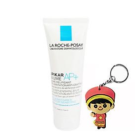 Kem giảm ngứa La Roche-Posay Lipikar Baume AP+ (75ml, tặng móc khoá)