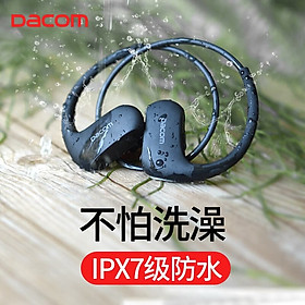 Dacom L05 sports bluetooth earphones waterproof running binaural music wireless in-ear headphones for Apple Android universal black red
