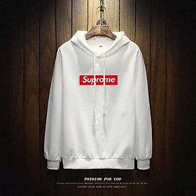 Áo hoodie nam nữ in suprome