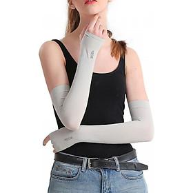 Găng tay chống nắng thời trang cho bạn nữ