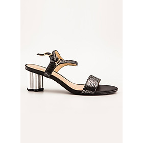 Giày Sandal Cao Gót Hoa Ivanka - SD005
