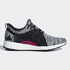 Giày Chạy Bộ Nữ Adidas PUREBOOST X BB6544 - Xám