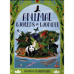 Sách: Animal Worlds of Wonder