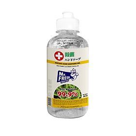 Gel rửa tay khô diệt khuẩn Mr.Fresh 250ml