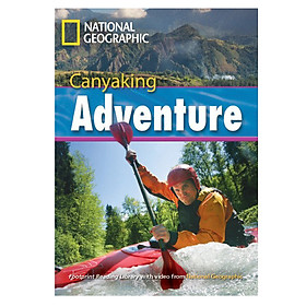 Canyaking Adventure: Footprint Reading Library 2600