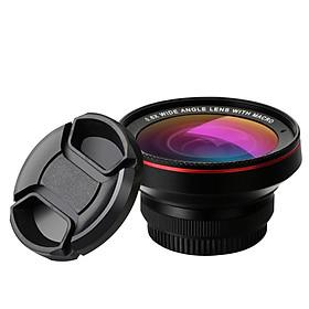 Lens Điện Thoại Chụp Ảnh HD không bị biến dạng 0,6X ống kính ngoài góc rộng camera ngoài trời L621