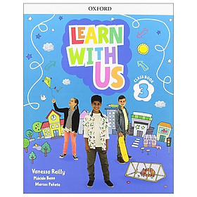 Learn With Us: Level 3: Class Book