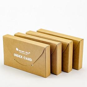 Bộ 4 hộp Index card Nguyễn Trắc 75 x 125mm/90 tờ - IC712