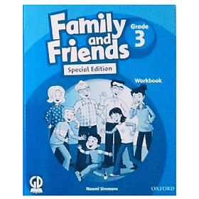Family and Friends Special Edition 3 - Workbook (Dành Cho HS Học Từ Lớp 3)