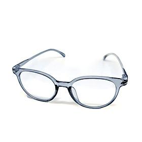 Mắt kính thời trang chống tia bức xạ UV, chống bụi gọng nhựa tròn K012 unisex nam nữ style giả cận, phong cách tri thức, lịch sự