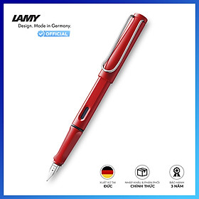 Bút Máy LAMY Safari Fountain pen-4000178 Red