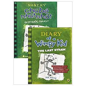 Combo Song Ngữ Diary Of A Wimpy Kid 3 - Giọt Nước Tràn Ly
