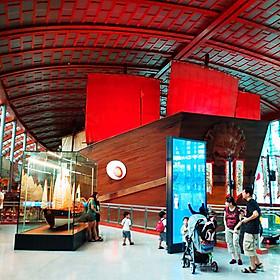 Vé Tham Quan Bảo Tàng Hàng Hải Ở Singapore