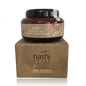 Dầu ủ tóc Nashi Argan Deep Infusion – Restorative Hydrating mask 500ml