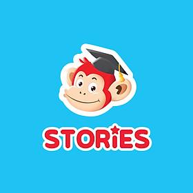MONKEY STORIES - Mã học phần mềm tiếng Anh và tặng 3 tháng Monkey Math